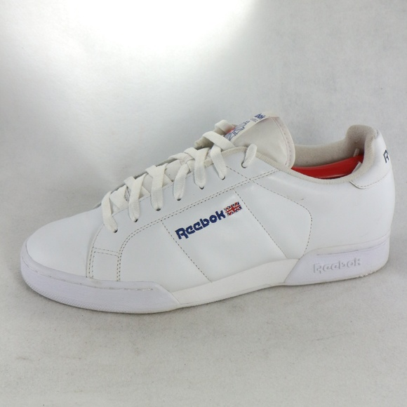 Reebok Men NPC II white